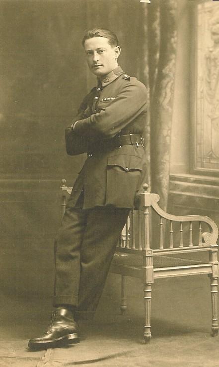 Жак Ваше. 1915